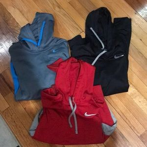 Three Nike Hoodies for $60 or $25 each